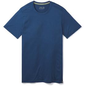 Smartwool Merino Sport 150 Camiseta Hombre, alpine blue